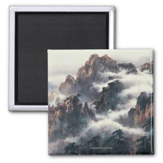 MT. HUANG SHAN MAGNET