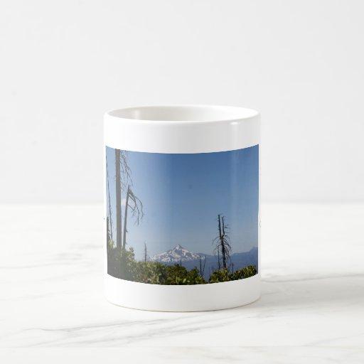 Mt. Jefferson Coffee Mug