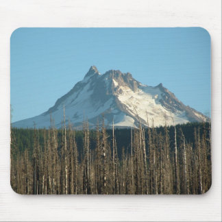 Mt Jefferson from Olallie Lake Mouse Pad