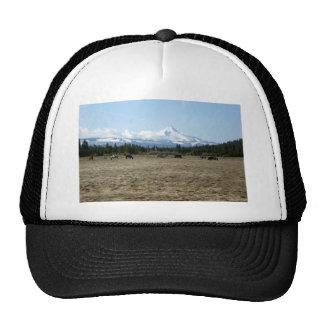 Mt. Jefferson Horses Trucker Hat