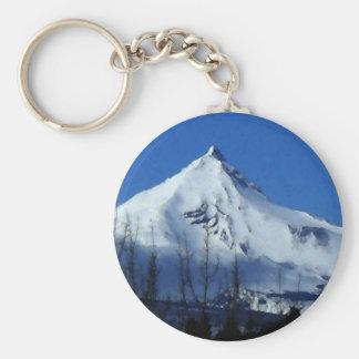Mt. Jefferson Keychain