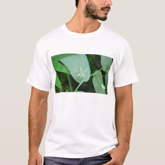 Mt Jefferson Oregon Flora Flower Botany Wildflower T-Shirt