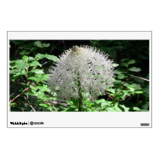 Mt Jefferson Oregon Flora Flower Botany Wildflower Wall Sticker