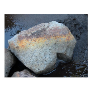 Mt Jefferson Oregon Geology Rocks Minerals Stone Post Card