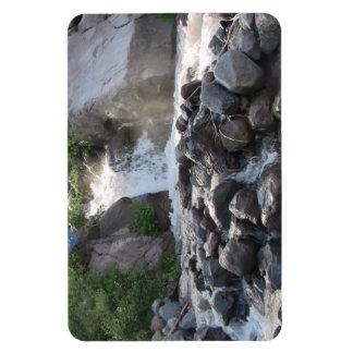 Mt Jefferson Oregon Landscape Skyscape Waterscape Magnet