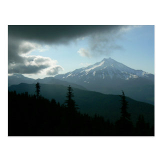 Mt Jefferson Postcard