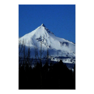 Mt. Jefferson Poster