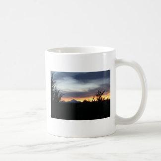 Mt Jefferson Sunset Coffee Mug