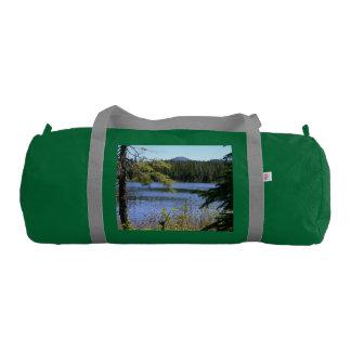 Mt Jefferson Wilderness Red Lake Oregon Gym Bag
