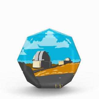 Mt John Observatory Lake Tekapo WPA Acrylic Award