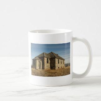 Mt Joy School, Glasneven, Saskatchewan, Canada. Coffee Mug