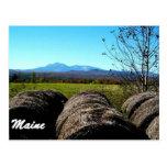 Mt. Katahdin, ME. Post Card