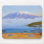 "Mt. Kilimanjaro Mouse Pad<br><div class=""desc"">Sunrise on Mount Kilimanjaro</div>"