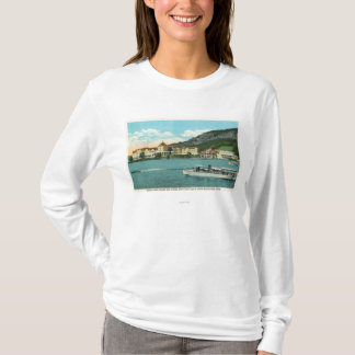 Mt Kineo House, Annex, and Yacht Club T-Shirt