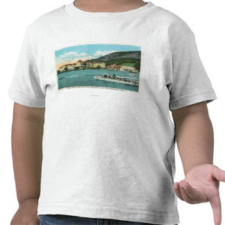Mt Kineo House, Annex, and Yacht Club T Shirt