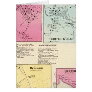 Mt Kisco, Katonah, Whitlock Ville, Bedford Tarjetas