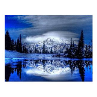 Mt.Lake Postcard