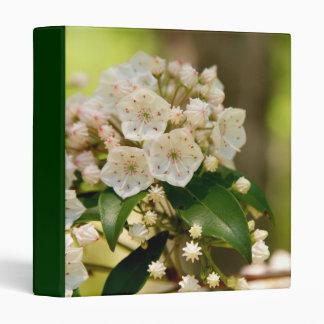 """Mt Laurel in Bloom 1"""" Photo Album Binder"""