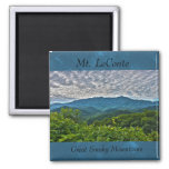 Mt. LeConte, Great Smoky Mountains Photo Magnet Magnet