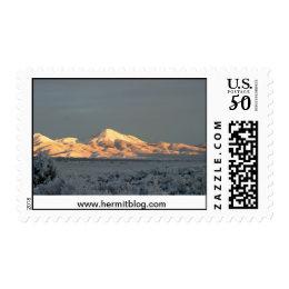 Mt. Lindsey Morning Postage
