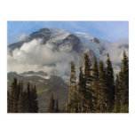 Mt más lluvioso tarjeta postal