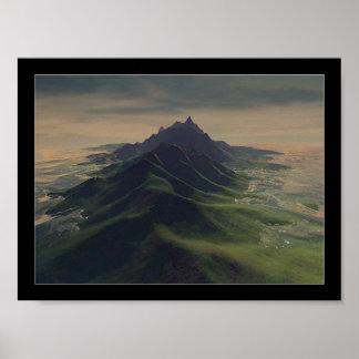 Mt. Maximus Posters