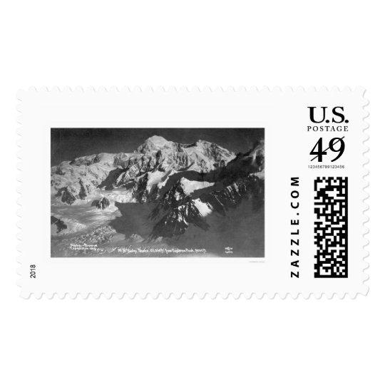 Mt. McKinley Alaska 1910 Postage