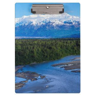 Mt. McKinley Alaska Clipboard