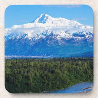 Mt. McKinley Alaska Drink Coaster