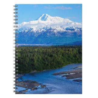 Mt. McKinley Alaska Notebook