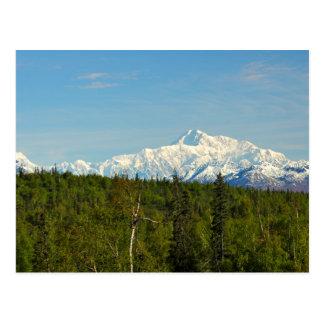 Mt. McKinley, Alaska Postcard