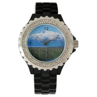 Mt. McKinley Alaska Wristwatch
