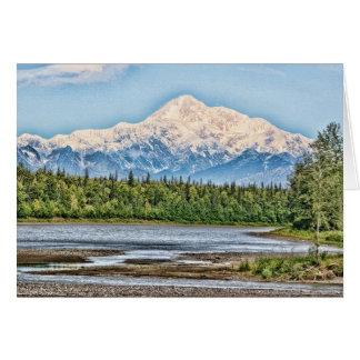 Mt McKinley Card