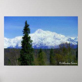 Mt.McKinley (Denali) Poster