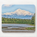 Mt McKinley Mouse Pad
