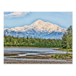 Mt McKinley Postcard