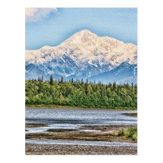 Mt McKinley Post Cards
