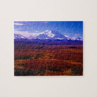 Mt McKinley Puzzle