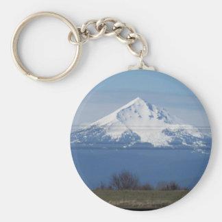 Mt. McLoughlin Keychain