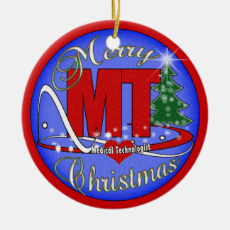 MT MEDICAL TECHNOLOGIST CHRISTMAS ORNAMENT LAB