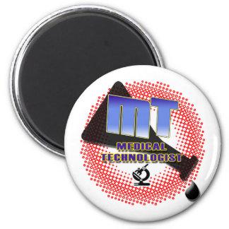 MT MEDICAL TECHNOLOGIST Explosion Beaker Magnet