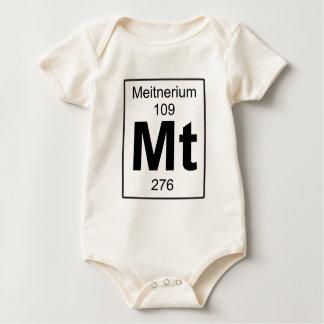 Mt - Meitnerium Baby Bodysuit