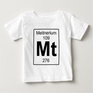 Mt - Meitnerium Playera De Bebé