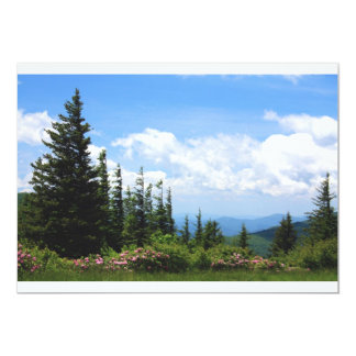 Mt. Mitchell State Park Card