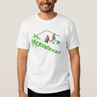 Mt Monadnock Hike T-Shirt