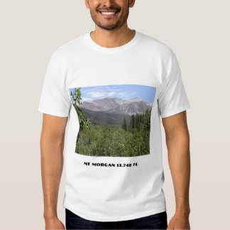 Mt Morgan. High Sierra Playeras
