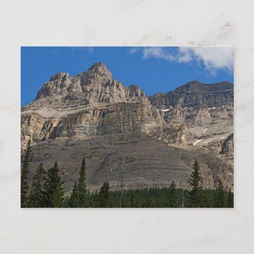 Mt. Murcheson Postcard postcard