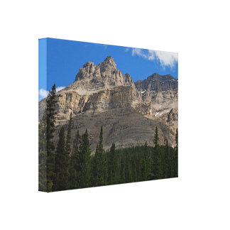 Mt. Murcheson Wrapped Canvas
