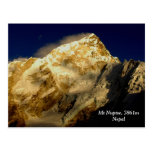 Mt Nuptse Post Cards