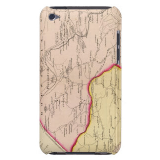 Mt Pleasant, Ossining, New York Barely There iPod Case